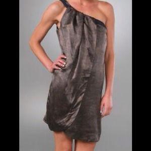Charlotte Ronson Dresses & Skirts - Charlotte Ronson One Shoulder Dress