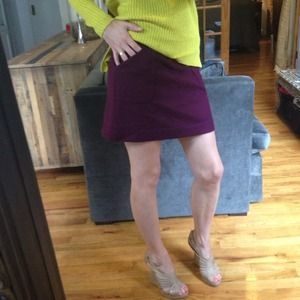 J. Crew Dresses & Skirts - j.Crew Mod Mini Skirt