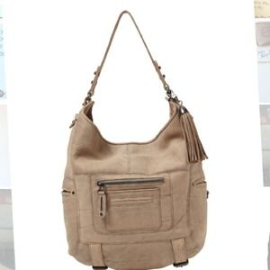 Host Pick Rebecca Minkoff Nude (Tan) Hobo bag