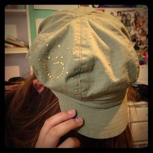 Army Green Fashion Hat