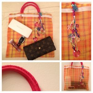 Handbags - NEW Mayan Riviera Market Embellished Bag
