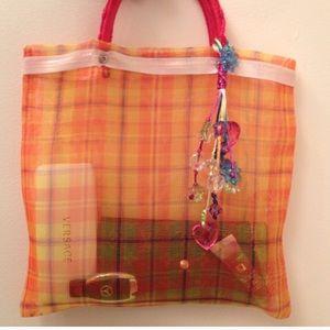 Handbags - NEW Crochet Mexican Market Tote