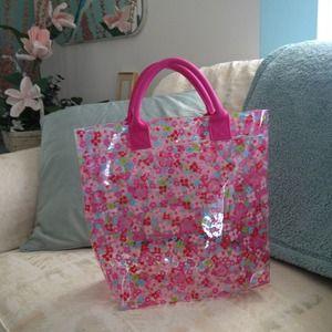 Handbags - See through tote💞