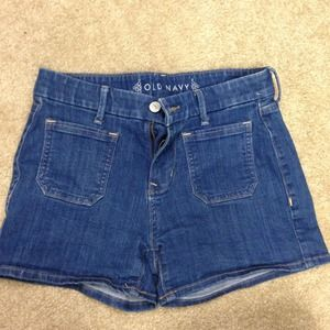 Old Navy Pants - Semi High Waisted Shorts