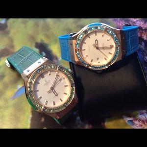 Hublot Jewelry - Hublot Big Bang automatic womens watch