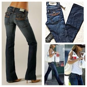 Taverniti So Bootcut Jeans
