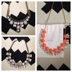 J. Crew Jewelry - BUNDLE - Statement Necklaces x 3