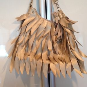 Handbags - Funky fringe purse