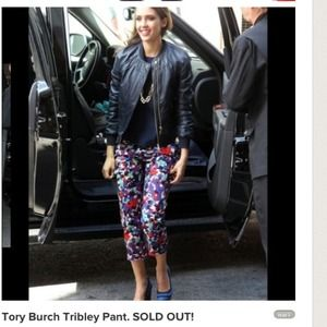 Tory Burch Pants - 3xHOST PICK⚡️FINAL SALE!⚡️Tory Burch Pant SOLD OUT