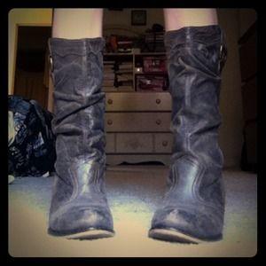 Cowboy Boots ...