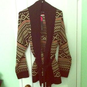 ⛔reserved⛔I Heart Ronson Southwest Sweater