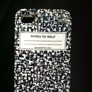 Authentic Kate Spade iPhone 4/4S case