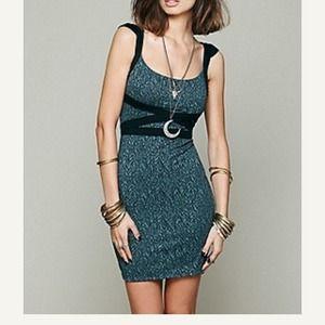 Dresses & Skirts - Adorable free people dress!!