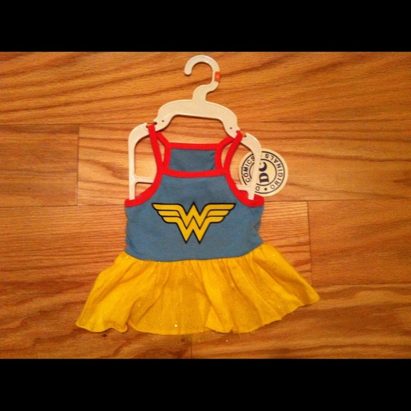Dog Costume Wonder Woman Wonder Woman Dog Costumenwt