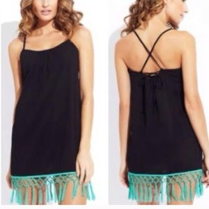 NEW R Collection Tassel Swimsuit Cover Up