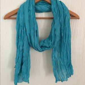 H&M Accessories - Teal scarf