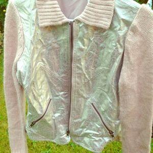 Pretty in Pink Jacket