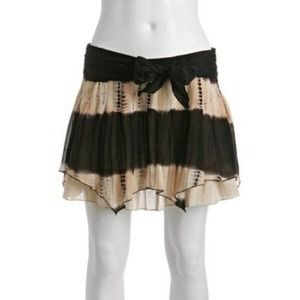 🎄SPECIAL🎄Free people pink and black mini skirt 2