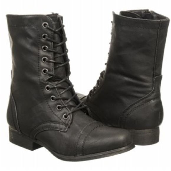 66% off Steve Madden Boots - Madden Girl by Steve Madden Gamer ...