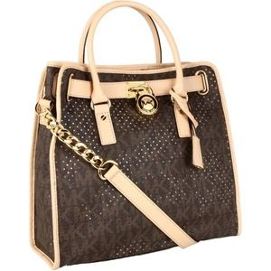 Michael Kors Perforated Hamilton