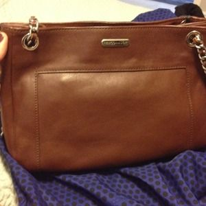 Rebecca Minkoff Handbags - Rebecca Minkoff NEWBrown Leather Purse & Crossbody