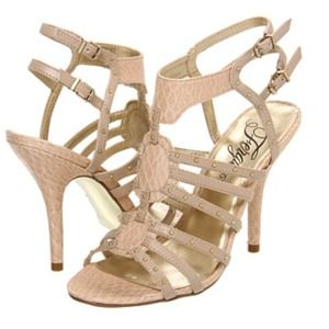 Fergie Women's Jupiter Ankle Strap Sandals