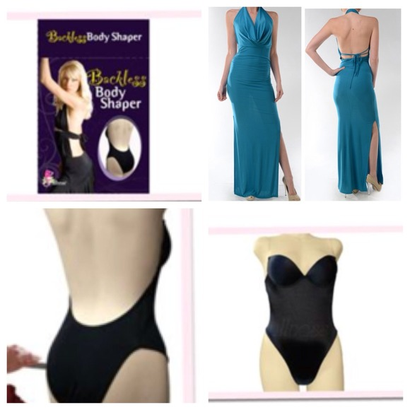 51396d06061 Shapewear For Backless Dress. QT Backless and Strapless Adhesive 36 Inch  Full Slip 4420 - QT Slips