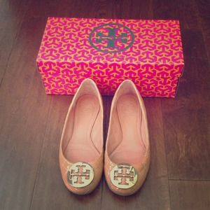 Tory Burch Shoes - Authentic Tory burch flat ballet shoes