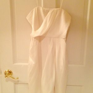 New with tags - White Theory Strapless Dress