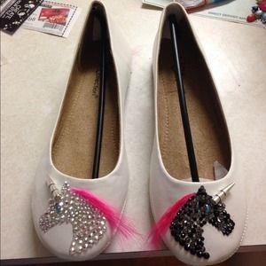 Host pick for 2-22-14 embellished shoes