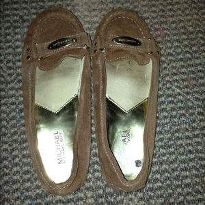 MICHAEL KORS moccasins! PRICE LOWERED