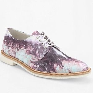 ❌SOLD❌Miista Valtex 7.5 Galaxy Oxford Free People