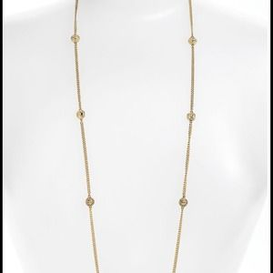 Marc Jacobs Gold Necklace