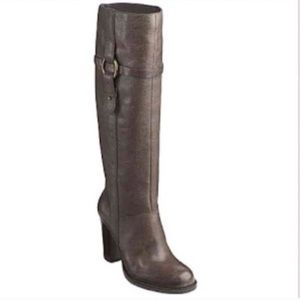 NEW Harness Knee High Riding Boots