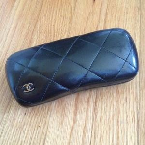 CHANEL Accessories - Chanel Sunglass Case