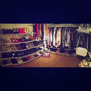 WELCOME TO MY CLOSET