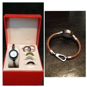 Ladies Coach Watch