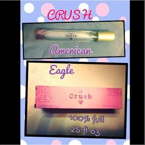 SOLD Crush American Eagle perfume