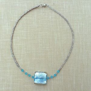 Jewelry - Bronze with turquoise accents