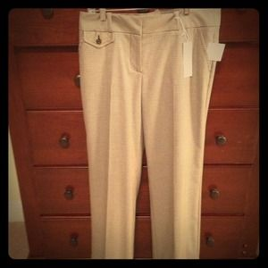Trina Turk houndstooth pants-NWT!!