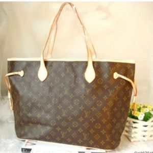 Clutches & Wallets - LV inspired bag