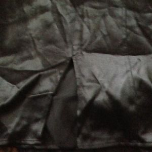 Express Skirts - Express Black Skirt 100% Silk 3