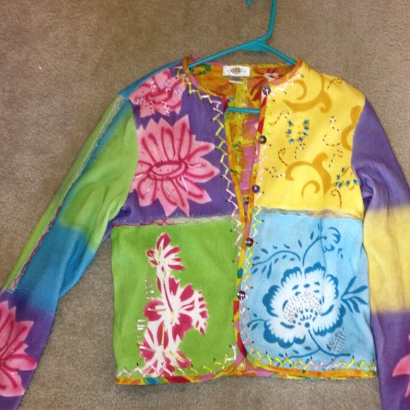 Jackets & Blazers - Beautiful artistic jacket