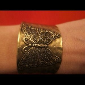 Bracelet antique tone