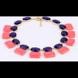 A gorgeous statement necklace