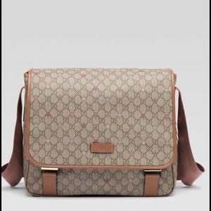 NWT % Authentic GUCCI Diaper Bag