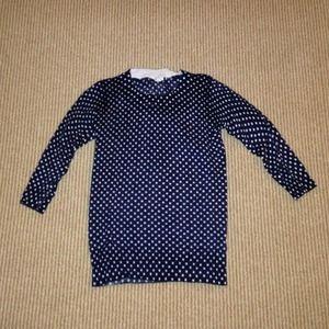 J. Crew Sweaters - Sold in bundle Jcrew polka dot sweater