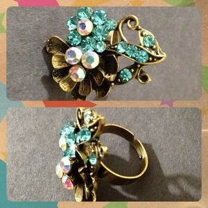 Accessories - GOLD FASHION RING