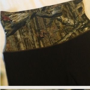 Mossy Oak Pants - Camo yoga pants 2