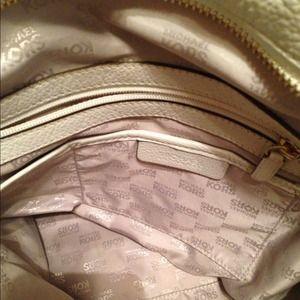 Michael Kors Bags - Michael Kors ivory purse/tote bag brand new!!